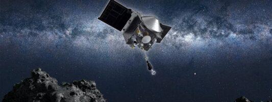Προσεδαφίστηκε στον αστεροειδή Μπενού το σκάφος της NASA