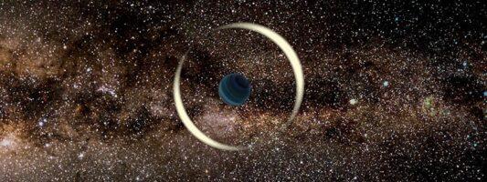 Ανακαλύφθηκε εξωπλανήτης, μεγέθους Γης, που κυκλοφορεί «ξέμπαρκος» στον γαλαξία μας