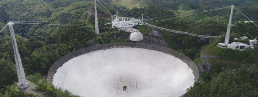 Τηλεσκόπιο Arecibo: Το «μάτι της γης» κατέρρευσε – Αποστολή του και η ανίχνευση εξωγήινων σημάτων