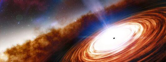 Ανακαλύφθηκε το πιο μακρινό κβάζαρ στο σύμπαν με μία θηριώδη μαύρη τρύπα στο κέντρο του