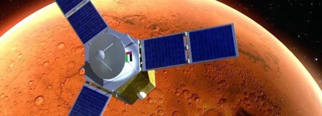 Συνωστισμός… ρομποτικών διαστημικών σκαφών στον Άρη!