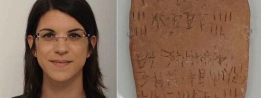 "Ester Salgarella: «Μπορούμε να ""διαβάσουμε"" τη Γραμμική Α, αλλά δεν μπορούμε ακόμα να την κατανοήσουμε»"