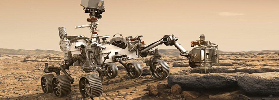 Το Perserverance σε λίγες ώρες θα «πατήσει» στον Άρη