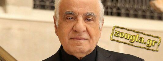 Διονύσης Σιμόπουλος στο zougla.gr: «Απέχουμε 50 χρόνια για να περπατήσουμε στον Άρη»
