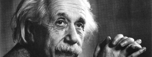 Σαν σήμερα γεννήθηκε ο Άλμπερτ Αϊνστάιν
