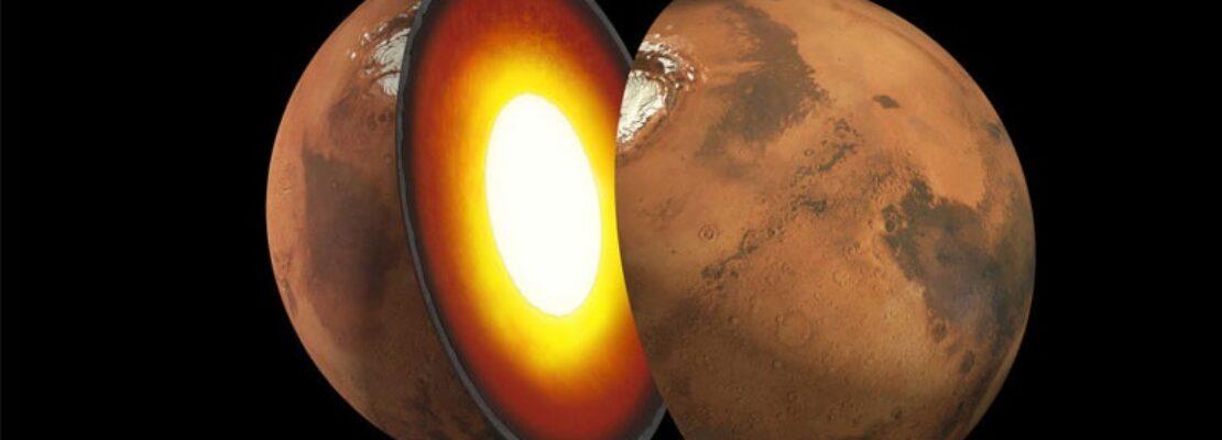 Μετρήθηκε για πρώτη φορά ο πυρήνας του Άρη και βρέθηκε απρόσμενα μεγάλος