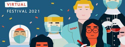 Ξεκινά το Athens Science Virtual Festival 2021 με θέμα «Η εποχή των ηρώων»