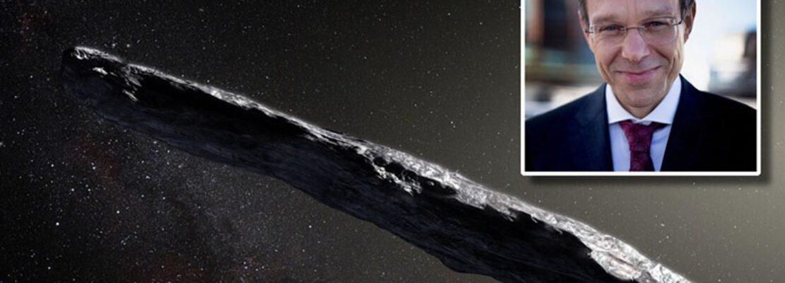 Καθηγητής του Χάρβαρντ υποστηρίζει ότι εξωγήινο αντικείμενο πλησίασε τη Γη το 2017