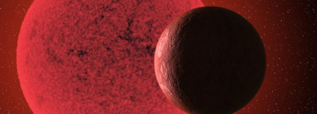 Ανακαλύφθηκε μια κοντινή υπέρ-Γη γύρω από έναν ερυθρό νάνο