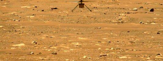 Το ελικόπτερο Ingenuity πέταξε για δεύτερη φορά στον πλανήτη Άρη