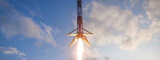ΗΠΑ: Ξεκίνησε το ταξίδι του σκάφους της SpaceX προς τον Διεθνή Διαστημικό Σταθμό