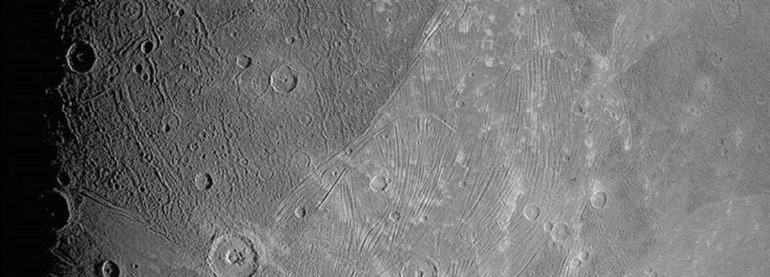 Το Juno της NASA τράβηξε τις πρώτες κοντινές φωτογραφίες του Γανυμήδη