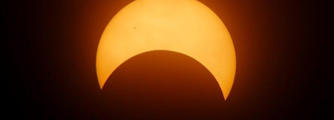 Δακτυλιοειδής ηλιακή έκλειψη στις 10 Ιουνίου η οποία όμως δεν θα είναι ορατή από την Ελλάδα