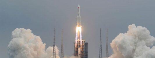 Η Κίνα επιβεβαιώνει ότι θα εκτοξευθεί επανδρωμένη αποστολή προς τον διαστημικό της σταθμό