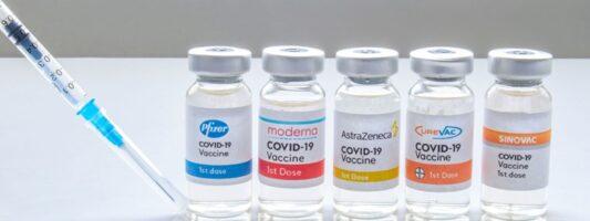 Κοκτέιλ εμβολίων για ισχυρότερη ανοσία