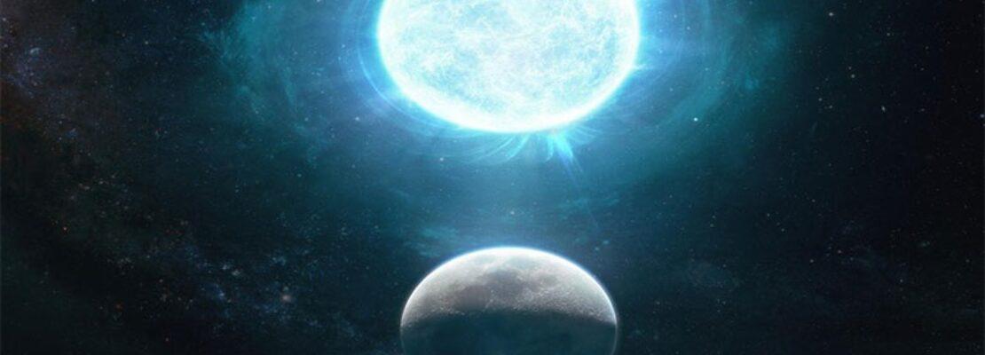 Ανακαλύφθηκε το μικρότερο άστρο λευκός νάνος – Μικρό όσο η Σελήνη, βαρύτερο από τον Ήλιο