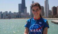 Η Ελένη Αντωνιάδου είναι «Ηγέτης του Διαστήματος»για τη Διεθνή Αστροναυπηγική Ομοσπονδία!