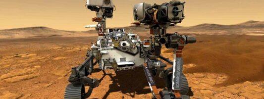Το Perseverance της NASA φαίνεται να συνέλεξε ένα πέτρινο δείγμα από τον Άρη