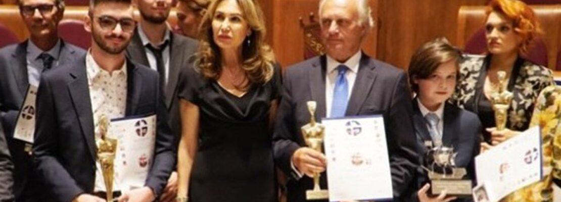 Λαμπροί επιστήμονες και άνθρωποι της τέχνης βραβεύθηκαν στα βραβεία Sciacca στο Βατικανό