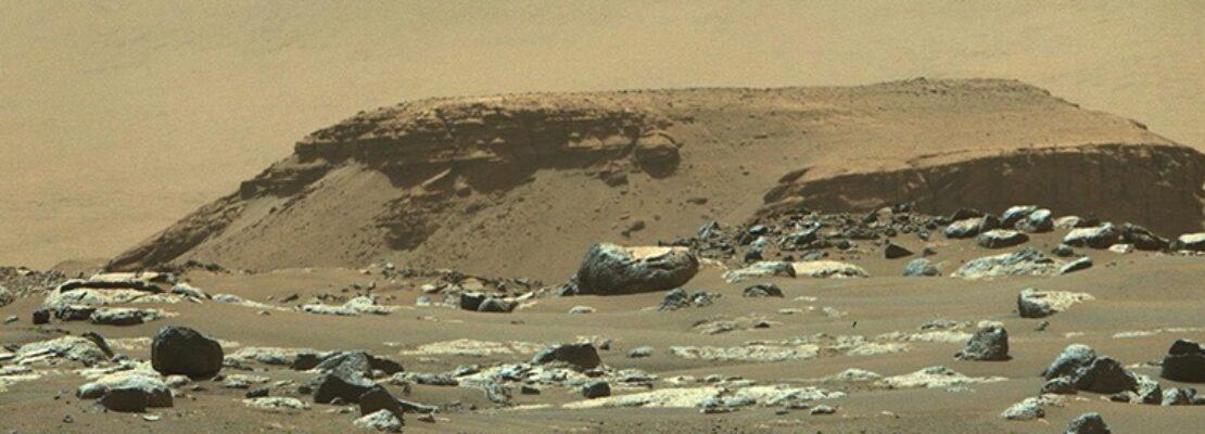 Οι καθαρές εικόνες του Perseverance επιβεβαιώνουν ότι κινείται μέσα σε μεγάλη αρχαία λίμνη του Άρη