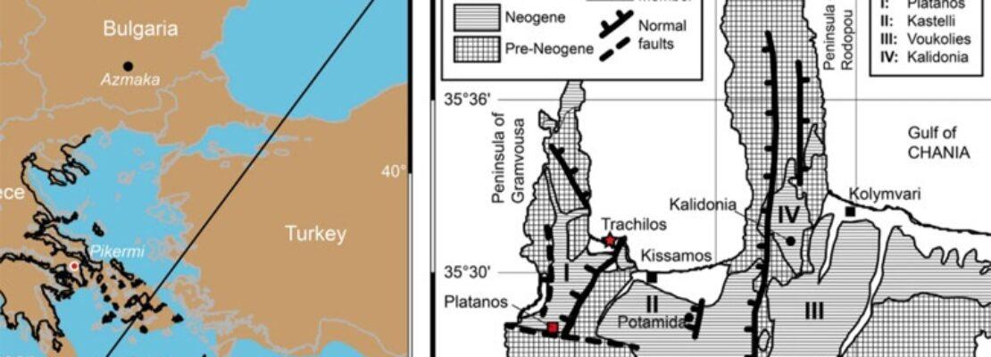 Νέα έρευνα: Ο αρχαιότερος πρόγονός μας περπάτησε στην Κρήτη πριν από 6 εκατομμύρια χρόνια!